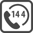 Telefon 144